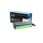 Click, Save & Print Remanufactured Samsung CLPY660B Yellow Toner Cartridge