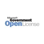 Microsoft SharePoint Server, GOV OLP, SA 1 license(s)