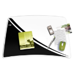 CEP OFFICE SOLUTIONS CEP Desk Mat 656x447mm Black
