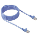 Belkin Patch cable - RJ-45(M) - RJ-45(M) - 10m ( CAT 5e ) - blue 10m Blue networking cable