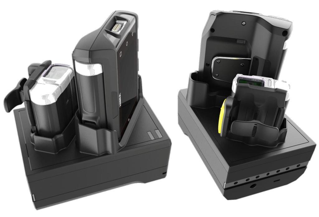 Zebra CRD-NWTRS-2SUCH-01 cargador de batería