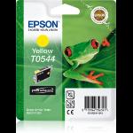 Epson T0544 Tintenpatrone 1 Stück(e) Original Gelb
