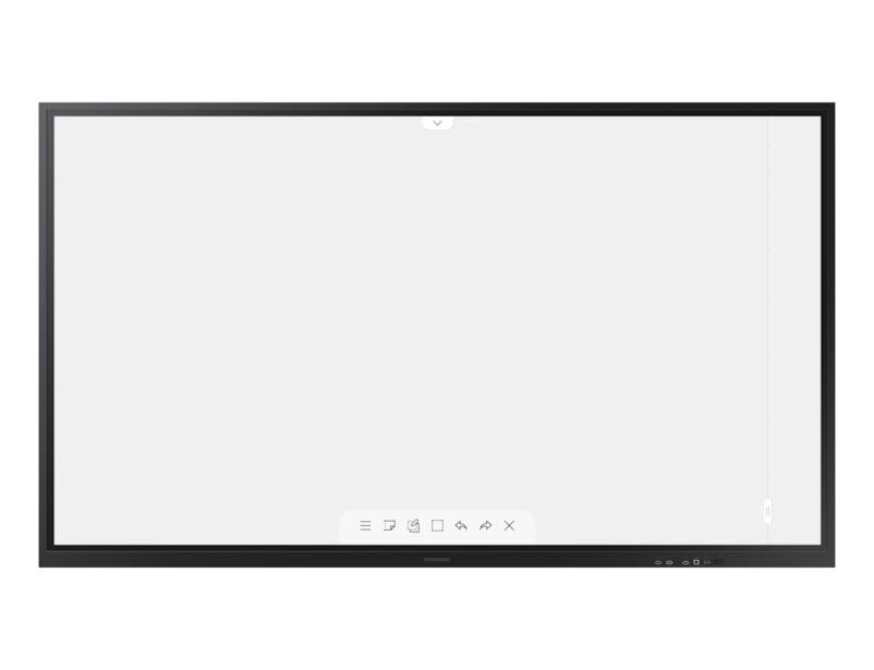 """Samsung WM85R 2,16 m (85"""") LED 4K Ultra HD Pantalla táctil Pantalla plana para señalización digital Negro Tizen 5.0"""
