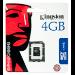 Kingston Technology 4GB microSDHC