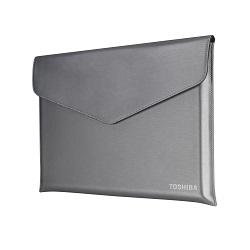 Toshiba 13.3-Inch Laptop Sleeve Case - Silver (PX1856E-1NCA)