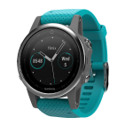 Garmin fēnix 5S Bluetooth Silver sport watch