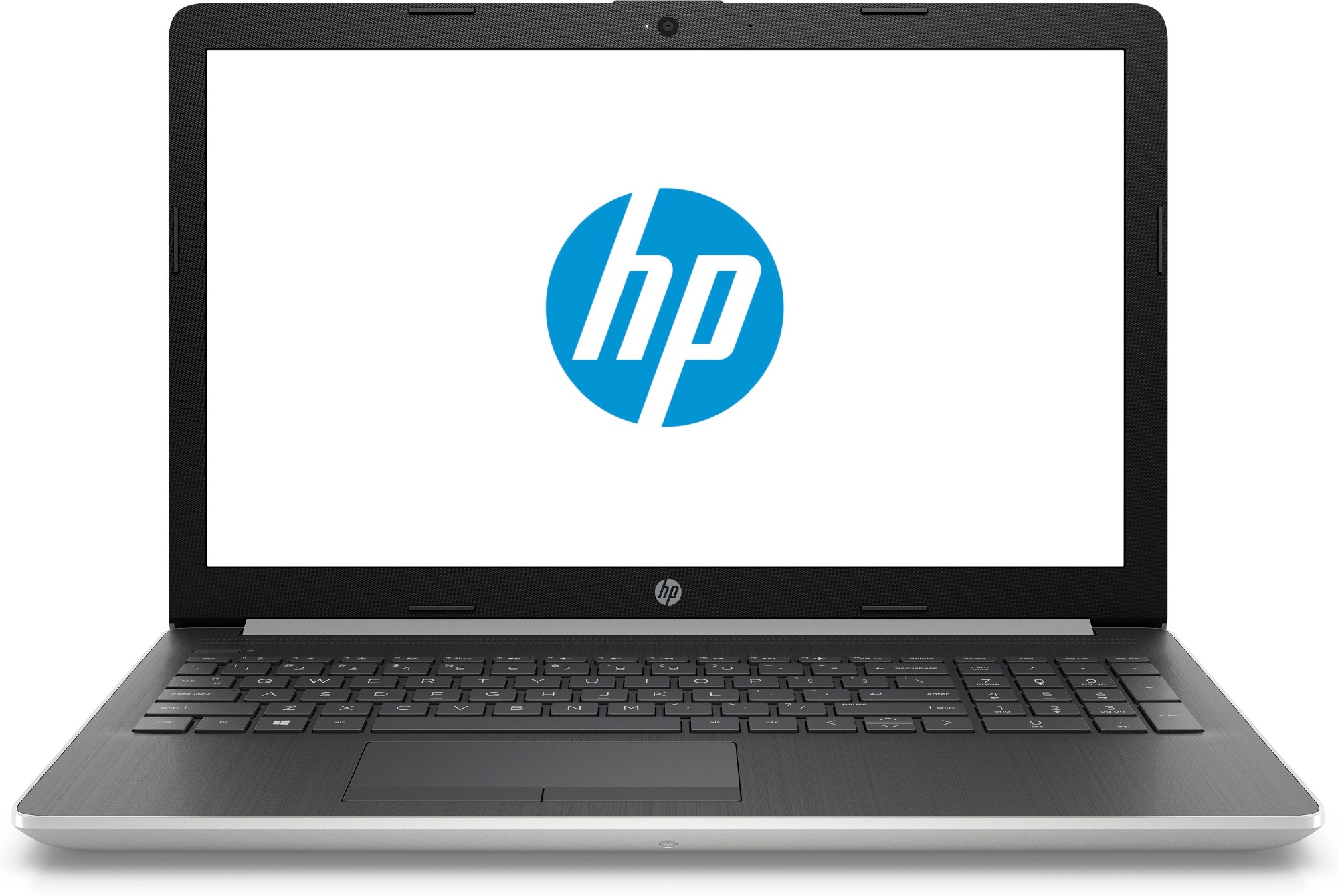 "HP 15-da0056na Silver Notebook 39.6 cm (15.6"") 1920 x 1080 pixels 2.50 GHz 7th gen Intel® Core™ i5 i5-7200U"