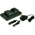 2-Power DBC9576A Auto/Indoor Black battery charger