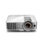 Benq MS630ST Desktop projector 3200lúmenes ANSI DLP SVGA (800x600) 3D Plata, Color blanco video proyector