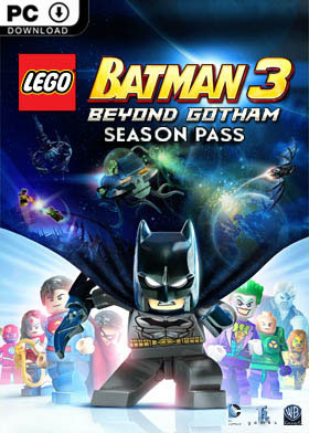 Nexway 787924 video game add-on/downloadable content (DLC) Video game downloadable content (DLC) PC Batman 3: Beyond Gotham Season Español