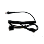 Honeywell CBL-120-300-C00 3m RS-232C Black serial cable