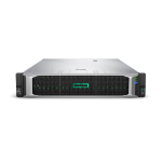 Hewlett Packard Enterprise ProLiant DL560 Gen10 2.4GHz Rack (2U) 6148 Intel® Xeon® 1600W server