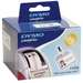DYMO Removable White name badge labels