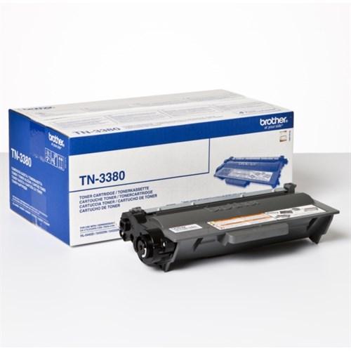 Brother TN3380 Laser Toner black 8000 pages