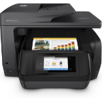 HP OfficeJet Pro 8725 4800 x 1200DPI Thermal Inkjet A4 24ppm Wi-Fi