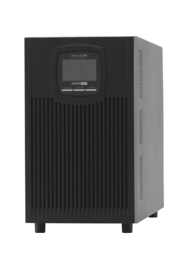 ONLINE USV-Systeme XANTO 3000 uninterruptible power supply (UPS) Double-conversion (Online) 3000 VA 3000 W 9 AC outlet(s)