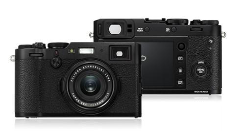Fujifilm X 100F Compact camera 24.3 MP CMOS III 6000 x 4000 pixels Black