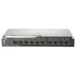 Hewlett Packard Enterprise Virtual Connect Flex-10/10D Module for c-Class BladeSystem network switch module 10 Gigabit