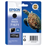 Epson C13T15714010 (T1571) Ink cartridge black, 26ml