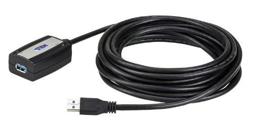 Aten UE350A USB cable 5 m 3.0 (3.1 Gen 1) USB A Black