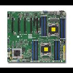 Supermicro X10DRG-Q Intel C612 LGA 2011 (Socket R) server/workstation motherboard