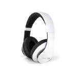 Fantec SHP-3 mobile headset Binaural Head-band Black, White Wired