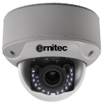 Ernitec Mercury 6 CCTV security camera Indoor & outdoor Dome Ceiling/wall