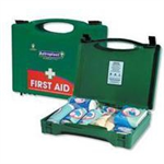 Wallace Green Box HS2 First-Aid Kit Traditional 20 Person Ref 1002279