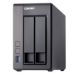 QNAP TS-251+ NAS Tower Ethernet LAN Black,Grey