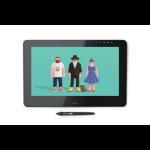 Wacom Cintiq Pro 16 Resolution 5080lpi 345 x 194mm USB Black graphic tablet
