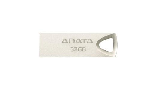 ADATA AUV210-32G-RGD 32GB USB 2.0 USB Type-A connector Beige USB flash drive
