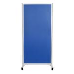 ESSELTE MOBILE DISPLAY 180H X 90W CM BLUE