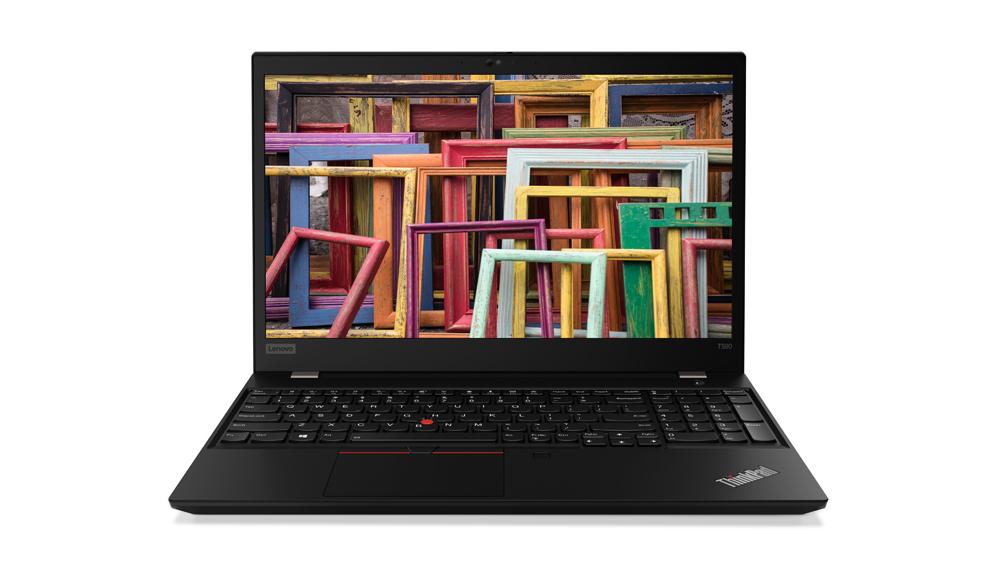 """Lenovo ThinkPad T590 Zwart Notebook 39,6 cm (15.6"""") 1920 x 1080 Pixels Intel® 8ste generatie Core™ i5 i5-8265U 8 GB DDR4-SDRAM 256 GB SSD"""