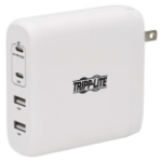 Tripp Lite U280-W04-100C2G mobile device charger White Indoor