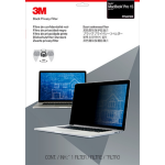 "3M PFNAP008 15.4"" Notebook Frameless display privacy filter"