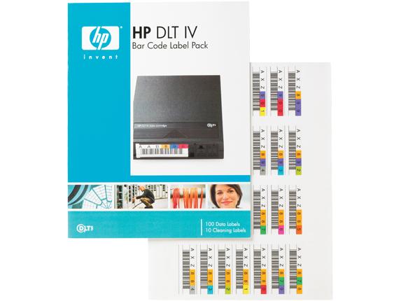 Hewlett Packard Enterprise Q2004A bar code label