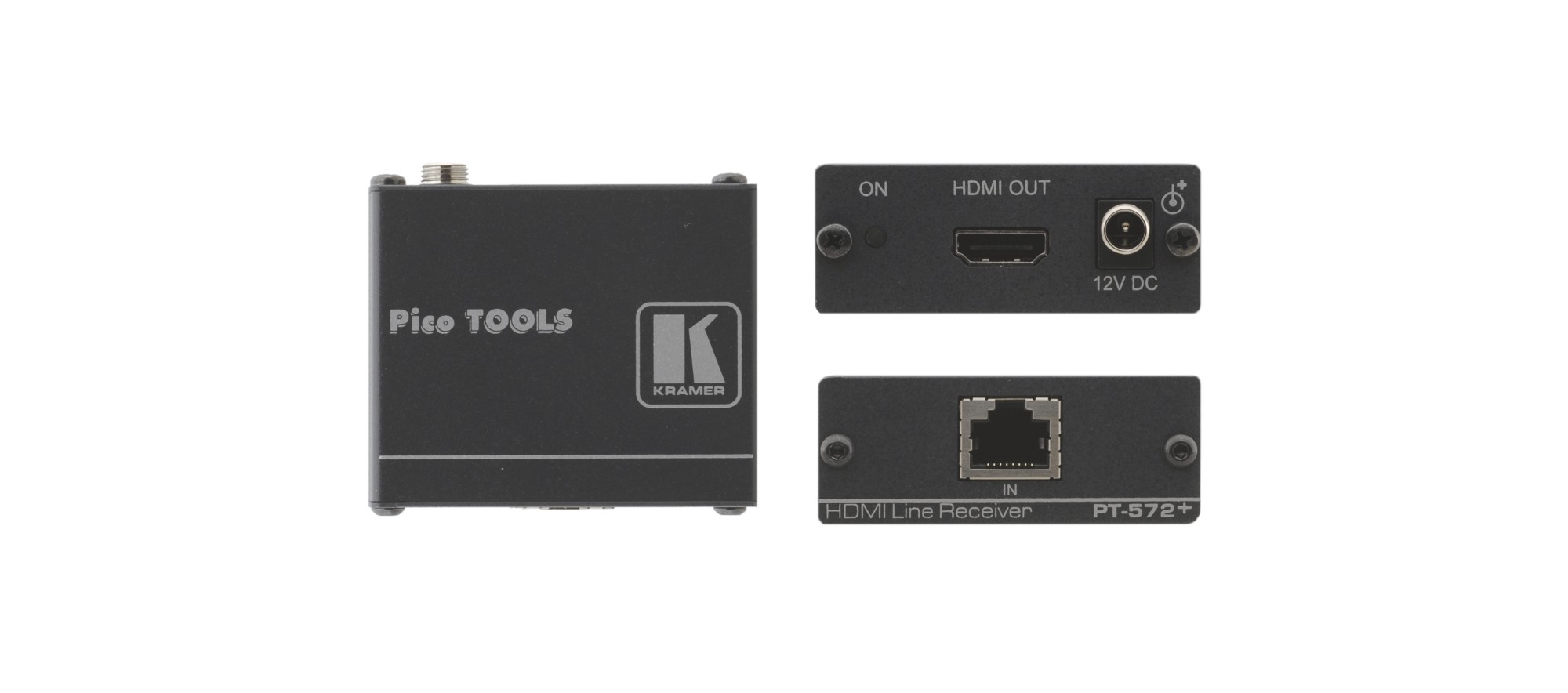 Hdmi 1.4 3d Over One Cat5 Receiver