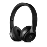 Apple Beats Solo3 Wireless auriculares para móvil Binaural Diadema Negro