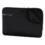 """Hama Neoprene notebook case 39.6 cm (15.6"""") Sleeve case Black"""