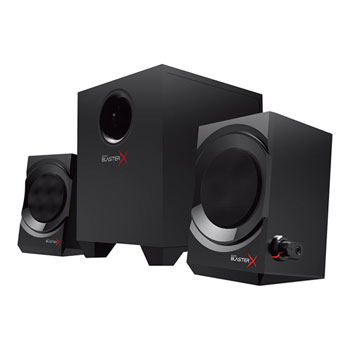 Creative Labs Creative SoundblasterX Kratos S3 2.1 Speaker System