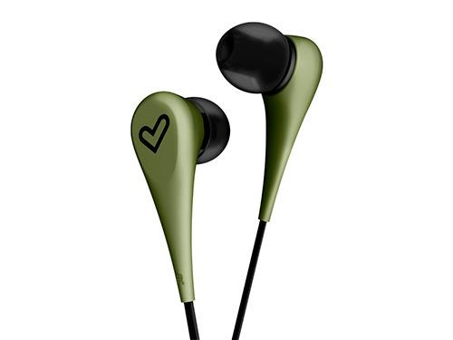 Energy Sistem Style 1 Auriculares Dentro de oído Verde