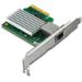 Trendnet TEG-10GECTX adaptador y tarjeta de red Ethernet 10000 Mbit/s Interno