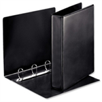 Esselte Standard 4-Ring Binders ring binder A4 Black
