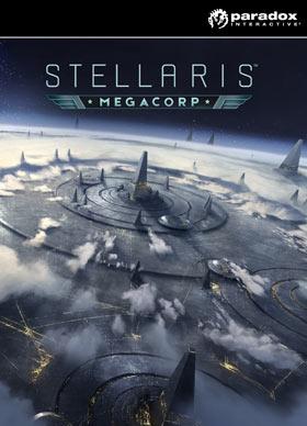 Nexway Stellaris - MegaCorp (DLC) Video game downloadable content (DLC) PC/Mac/Linux Español