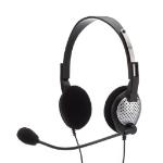 Andrea Communications NC-185VM Binaural Headset. USB.