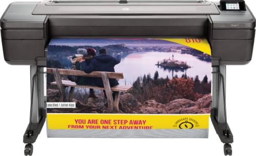 HP Designjet Z6 44-in PostScript large format printer Thermal inkjet Colour 2400 x 1200 DPI