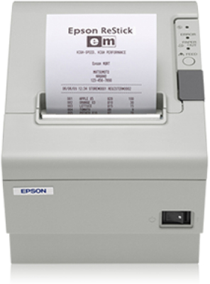 Tm-t88v (031) - Receipt Printer - Thermal - 72mm - USB / Serial