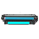 Delacamp CE251A-R compatible Toner cyan, 7K pages, 980gr (replaces HP 504A)