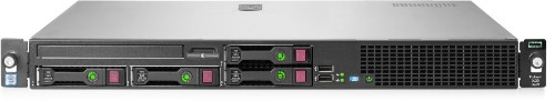 Hewlett Packard Enterprise ProLiant DL20 Gen9 server 3.7 GHz Intel® Xeon® E3 v6 E3-1240V6 Rack (1U) 900 W