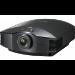 Sony VPL-HW65ES videoproyector Proyector de alcance estándar 1800 lúmenes ANSI SXRD 1080p (1920x1080) 3D Negro